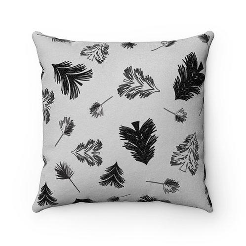 Gray Pines Pillow
