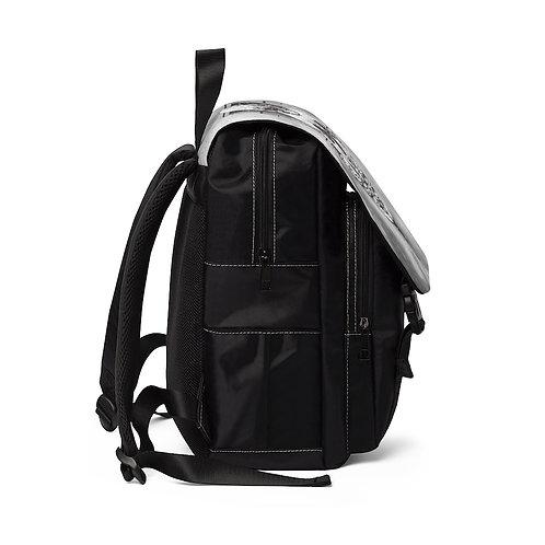 Moon Geometry Shoulder Backpack
