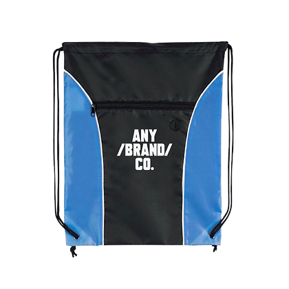 2 Color Drawstring Bag