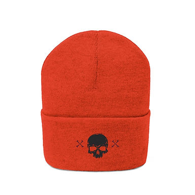 Hot Head Embroidered Beanie