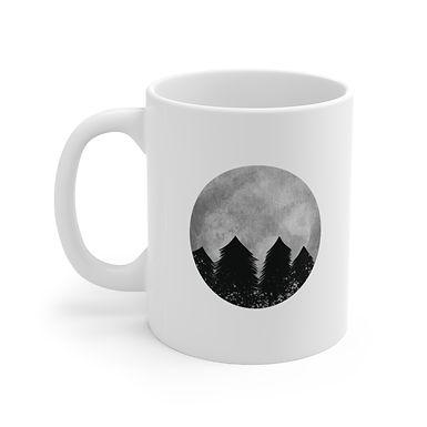 Lunar Globe Mug