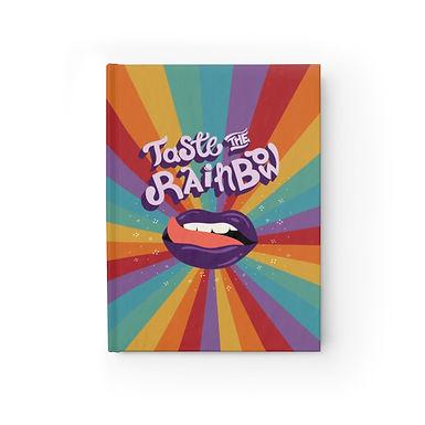 Taste the Rainbow Journal