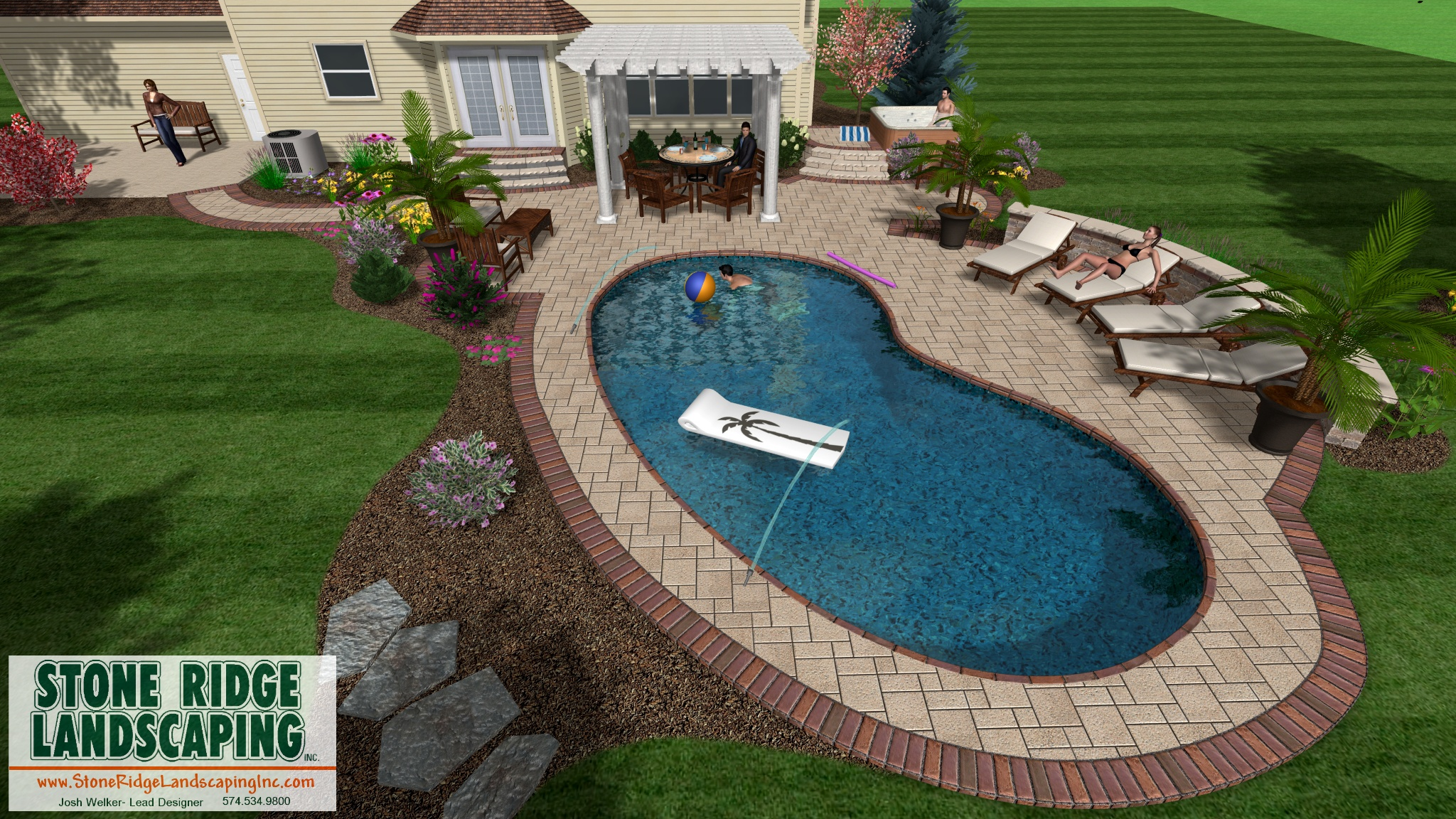 Fiberglass & Salt Water Pools