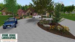 Landscape Design- Plantings