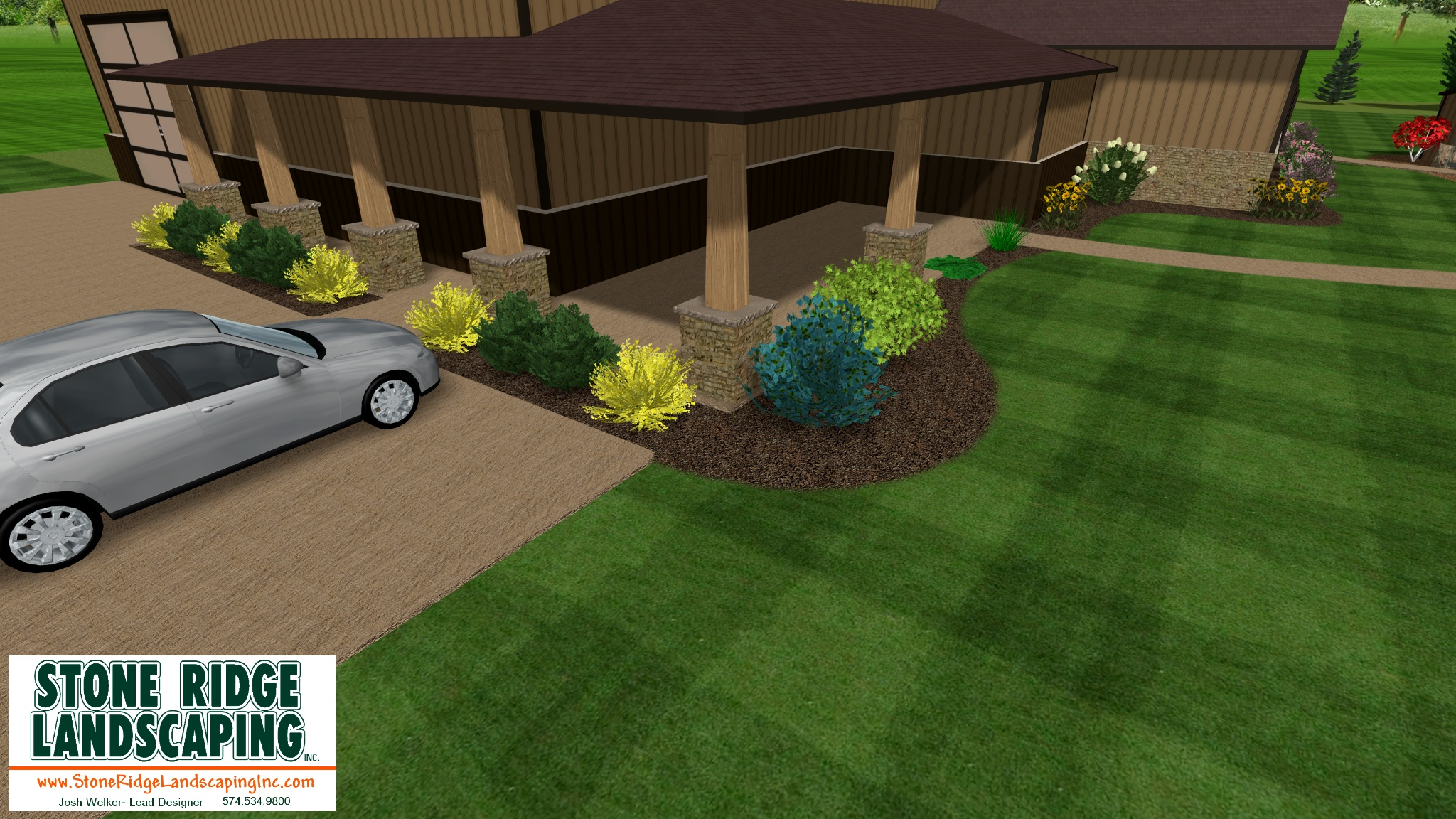 Landscape Design- Commercial