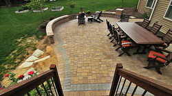 Backyard Dining Patio