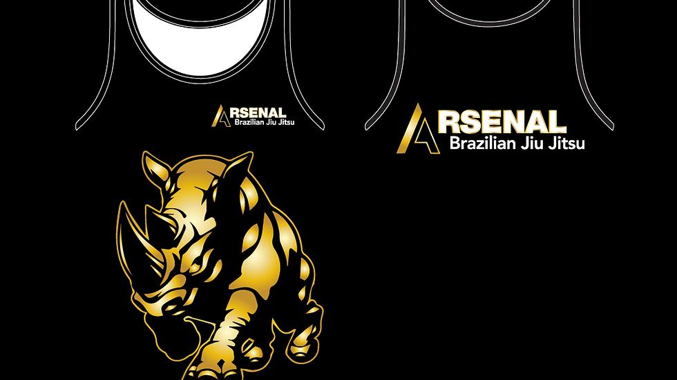 Gold Rhino Muscle Tank