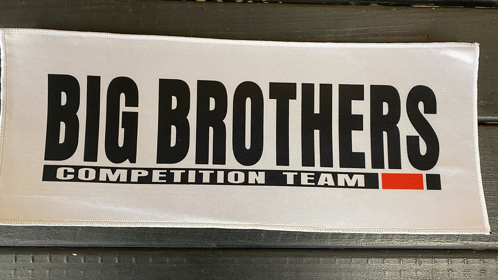 Team Big Brothers Competition Patch