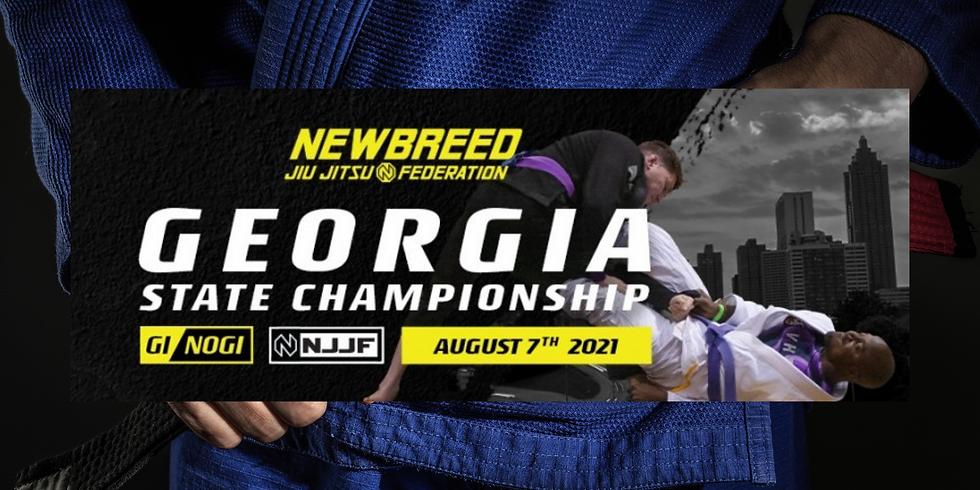 New Breed Georgia State Championship
