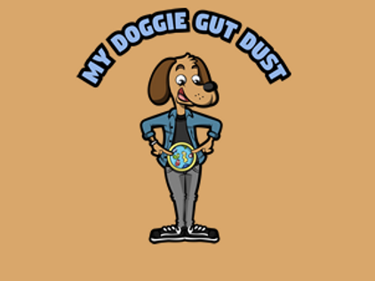 My Doggie Gut Dust - 200g