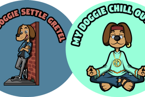 Package Deal - Settle Gretel + Chill Out Dude
