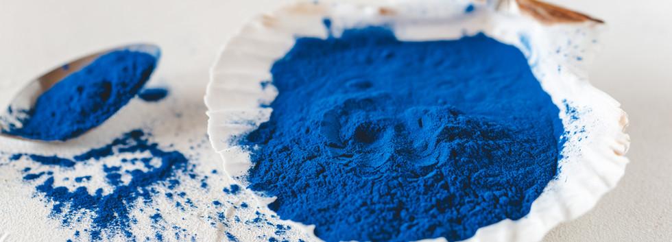Blue Spirulina
