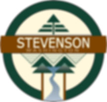 Stevenson Logo by Rock Cove Design