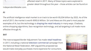 2017 Retail Trends