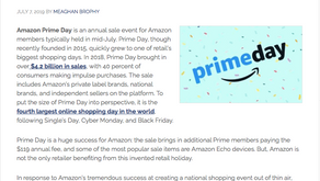 Amazon Prime Day Boosts Sales Across Entire Retail Industry