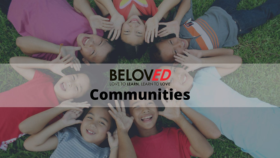 BELOVED COMMUNITIES PARTNERSHIP - CHURCH