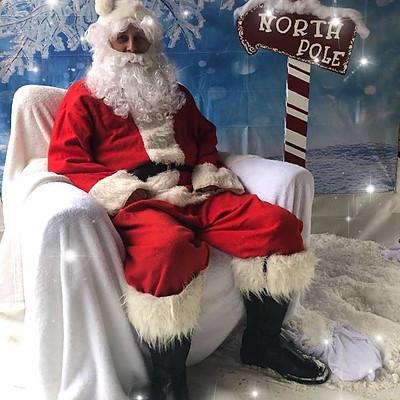 Santa Paws 2018