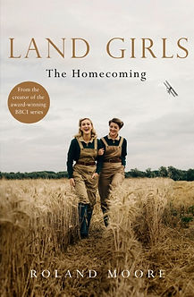 Land Girls - Homecoming Final Cover - Co