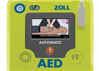 Défibrillateur externe automatisé (DEA) Zoll AED 3