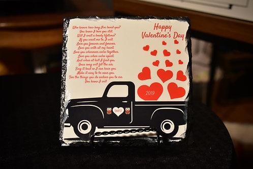 Valentine Slate