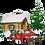 Thumbnail: Holiday Indoor/Outdoor Mat