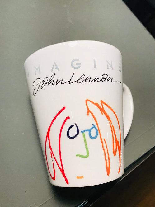12 ounce Ceramic Latte Mug