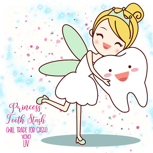 Fairy With Tooth