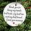 Thumbnail: Remembrance Photo Ornament