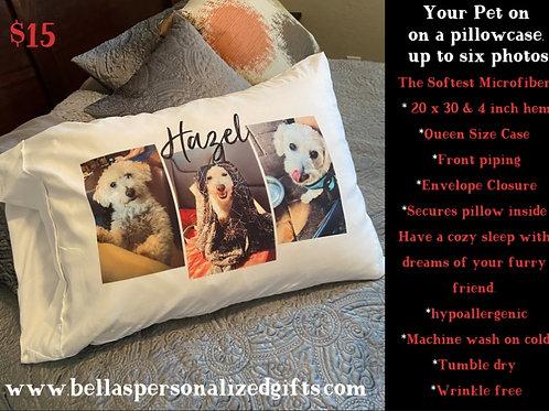 Pet Pillow Cases
