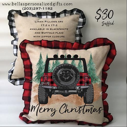 Holiday Fun Pillows