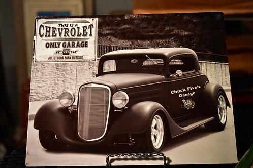 Vintage Garage Signs (8 x 12)
