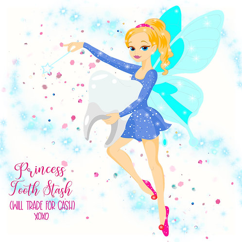 Abra Fairy with Tooth