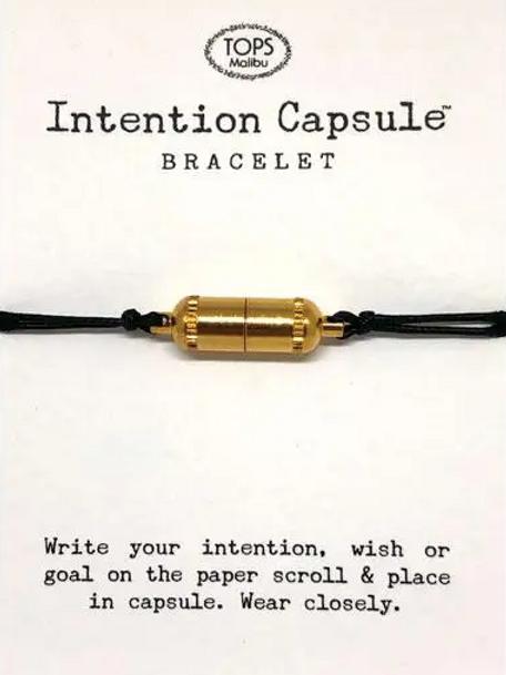 Intention Capsule