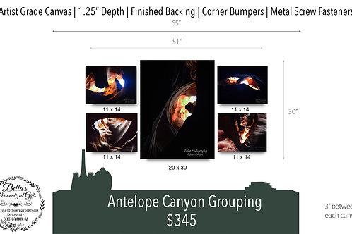 Antelope Canyon Grouping