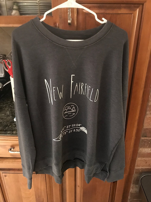 Slouchy Sweatshirts and More!