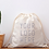 "Thumbnail: Linen Drawstring Backpack – 15.5"" x 11.5"""