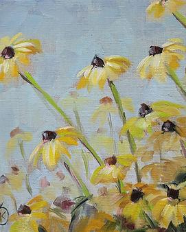 black-eyed-susan-southern-flower-painting