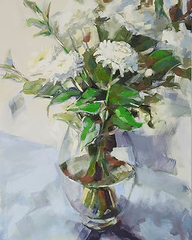 white-flower-bouquet-chrysanthemums