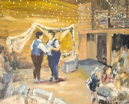 live-wedding-painting-gift-for-bride-and-groom