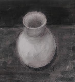 Charcoal, age 16