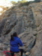 Climbing in Majorca