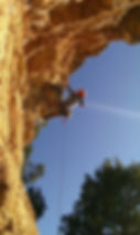 Climbing in Mallorca
