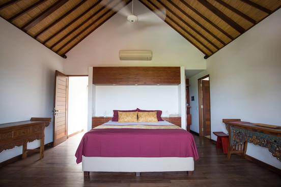Schlafzimmer Haupthaus