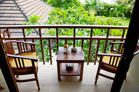 Balkon Schlafzimmer Haupthaus