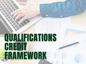 What is the Qualifications Credit Framework?