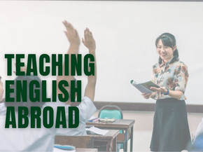 How to teach English to beginners in a foreign country