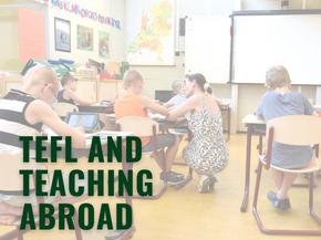 Do I need a TEFL qualification to teach English abroad?