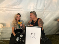 Interview with Scotty Moore from FestWor