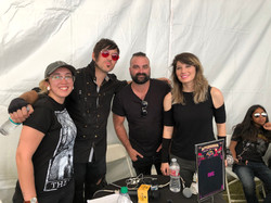 Finished Interview with Sick Puppies