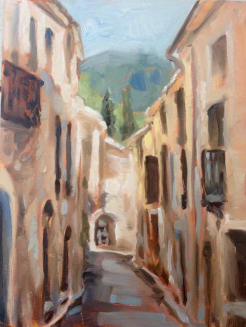 Medieval Street (SOLD)